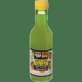 מיץ לימון טבעי