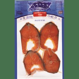 סטייק דג סלמון פרוס קפוא