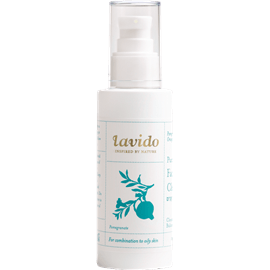 סבון פנים לעור מעורב שמן