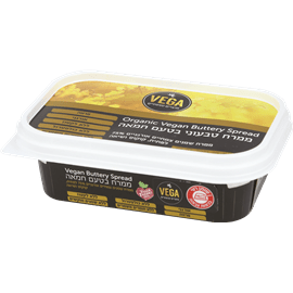 ממרח בטעם חמאה אורגני