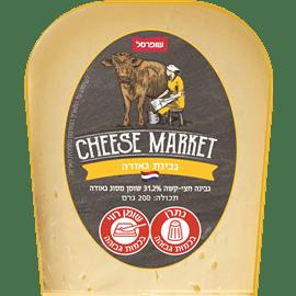 גבינת גאודה 30.4% שופרסל