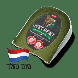 גבינת פסטו ירוק שופרסל