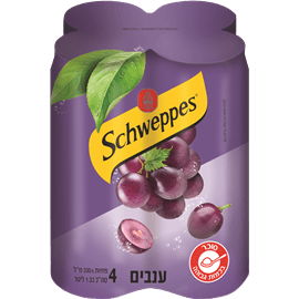 שוופס מוגז ענבים