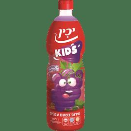 סירופ בטעם ענבים