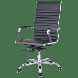 כיסא מנהלים מרופד
