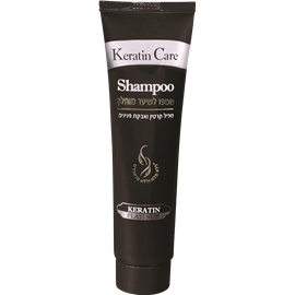 שמפו ללא מלח לשיער מוחלק