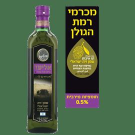שמן זית ישראלי כתית