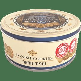 עוגיות חמאה דניות בפח