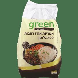 מקלוני אורז רחב לא גלוטן