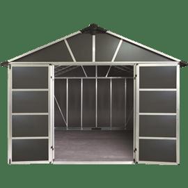 מחסן יוקון 11x9 עם רצפה
