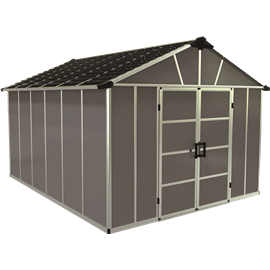 מחסן גינה יוקון 11x13.1