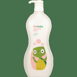 Be תחליב רחצה לתינוק
