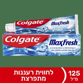 משחת שיניים מקס פרש נשימ