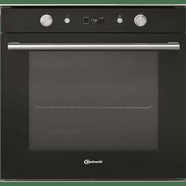 תנור בנוי דיגיטלי שחור