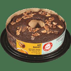 עוגת סבתא דבש ואגוזים