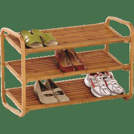 מתקן 3 קומות לנעליים