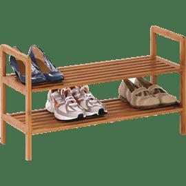 מתקן 2 קומות לנעליים