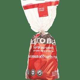 לחמניות קיטו קמח שקדים