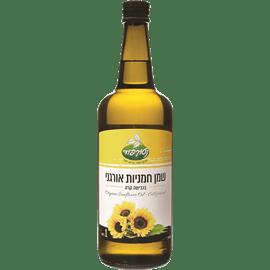 שמן חמניות אורגני