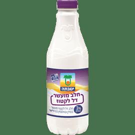 חלב דל לקטוז 3% בקבוק