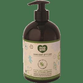 סבון ידיים ירקות ירוקים
