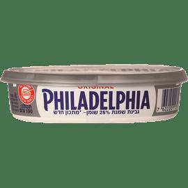 גבינת שמנת 27% פילדלפיה
