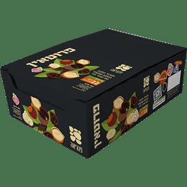 חטיפי חלבון אגוזי לוז
