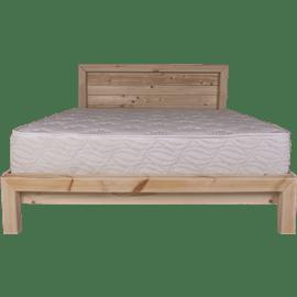 מיטה מעץ מלא + מזרן