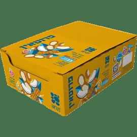 חטיפי חלבון חמאת בוטנים
