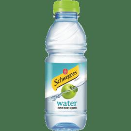 שוופס מים בטעם תפוח