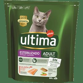 אולטימה מזון לחתול מעוקר
