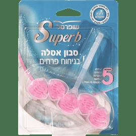 סבון אסלה ניחוח פרחים