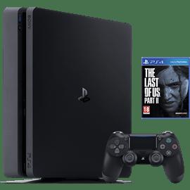 PS4 SLIM 1TB+משחק+בקר