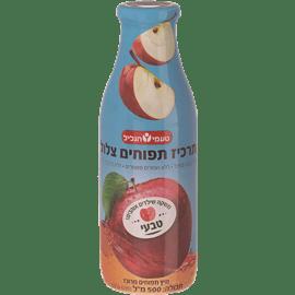 תרכיז תפוחים צלול