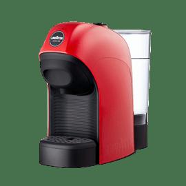 מכונת לוואצה טייני אדומה