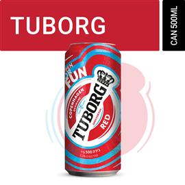 בירה טובורג פחית