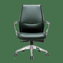 כסא מנהלים אינדיגו