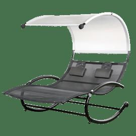 כסא נדנדה זוגי מפואר