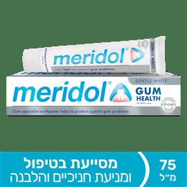 משחת שיניים הלבנה הגנה ע