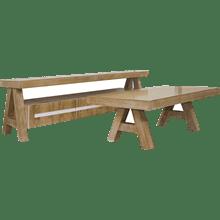 מזנון + שולחן דגם בלאגיו