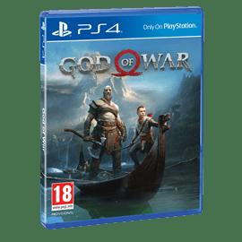 משחק GOD OF WAR PS4