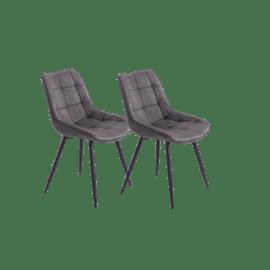 זוג כסאות אוכל אניס