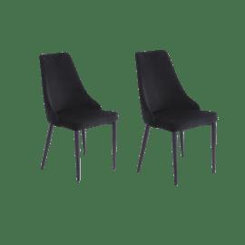 זוג כסאות אוכל ליאן