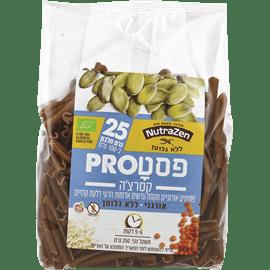 פסטה מקמח עדשים אורגני