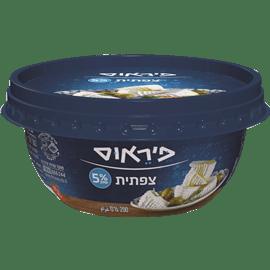 גבינה צפתית פיראוס 5%