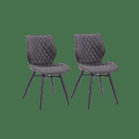 זוג כסאות אוכל רונן