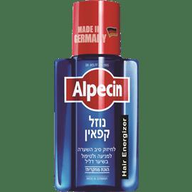 אלפסין-נוזל קפאין לשיער