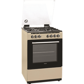 תנור משולב רחב שמנת