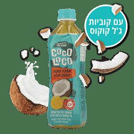 משקה קוקוס בטעם מנגו
