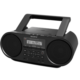 מערכת שמע ניידת SONY ZSP